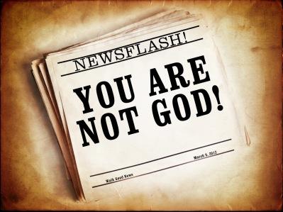 not-god